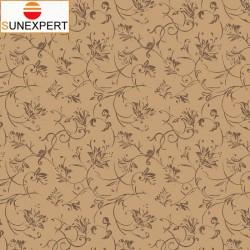 Миникассетные рулонные шторы Мини. Амелия коричневый