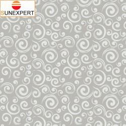 Миникассетные рулонные шторы Уни-2. Сейшелы серый