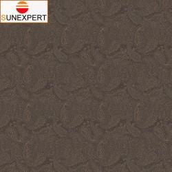 Рулонные шторы Люкс. Стамбул коричневый