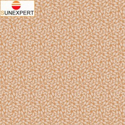 Миникассетные рулонные шторы Уни-1. Лэйси оранжевый