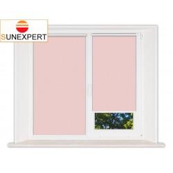 Миникассетные рулонные шторы Мини. Лусто светло-розовый