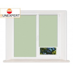Миникассетные рулонные шторы Мини. Лусто светло-зеленый