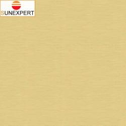 Рулонные шторы Люкс. Порто перл желтый