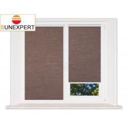 Миникассетные рулонные шторы Мини. Валенсия коричневый