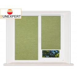 Миникассетные рулонные шторы Мини. Валенсия зеленый