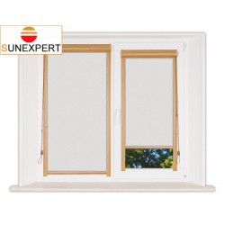 Миникассетные рулонные шторы Уни-1. Скрин 1 (5%) 250 см