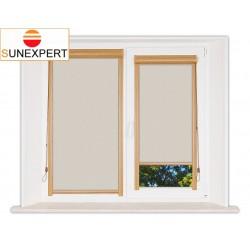 Миникассетные рулонные шторы Уни-1. Скрин 2 (5%) 250 см