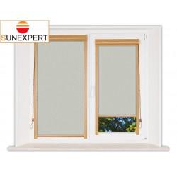 Миникассетные рулонные шторы Уни-1. Скрин 3 (5%) 250 см