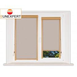 Миникассетные рулонные шторы Уни-1. Скрин 6 (5%) 250 см