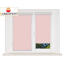 Миникассетные рулонные шторы Уни-2. Лусто светло-розовый