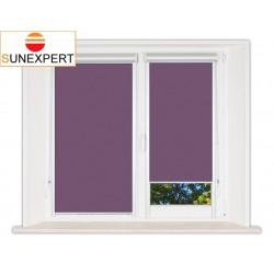 Миникассетные рулонные шторы Уни-2. Лусто фиолетовый