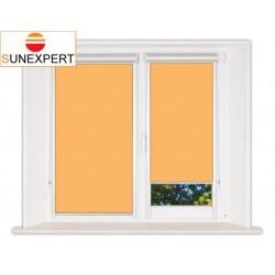 Миникассетные рулонные шторы Уни-2. Мадагаскар оранжевый