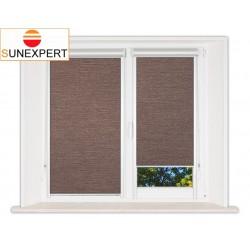 Миникассетные рулонные шторы Уни-2. Валенсия коричневый