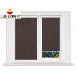 Миникассетные рулонные шторы Уни-2. Ямайка коричневый