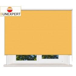 Рулонные шторы Стандарт. Аргентум желтый