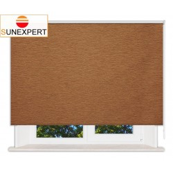 Рулонные шторы Стандарт. Аруба коричневый