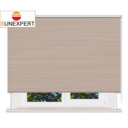 Рулонные шторы Стандарт. Балтик коричневый
