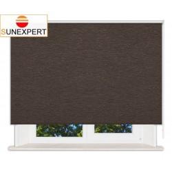 Рулонные шторы Стандарт. Ямайка коричневый