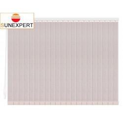 Вертикальные тканевые жалюзи. Аврора розовый 100112-4059