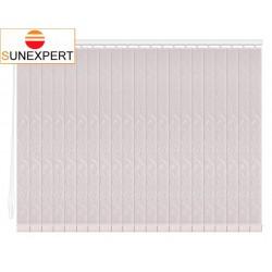 Вертикальные тканевые жалюзи. Джангл розовый 100302-4082