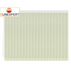 Вертикальные тканевые жалюзи. Лайн II зеленый 100100-5850