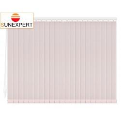 Вертикальные тканевые жалюзи. Мальта светло-розовый 100201-4082